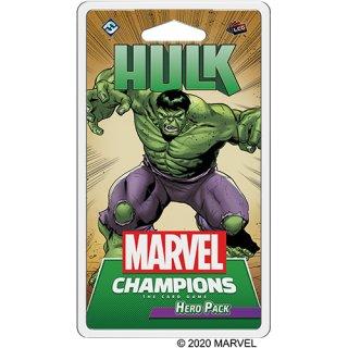 Marvel Champions: Das Kartenspiel - Hulk - Erweiterung - DE