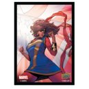 Marvel Card Sleeves - Ms. Marvel (Kamala Khan) (65 Sleeves)