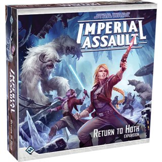 Star Wars: Imperial Assault - Return to Hoth - Expansion - EN