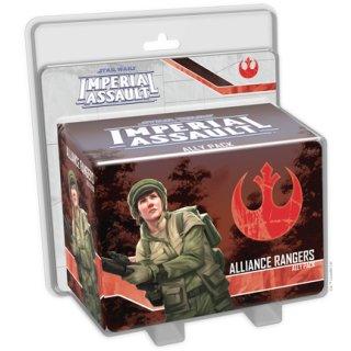 Star Wars: Imperial Assault - Alliance Rangers - Ally Pack - EN