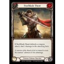 126 - Steelblade Shunt - Red