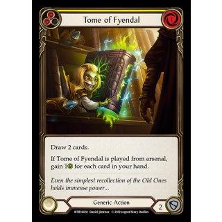 160 - Tome of Fyendal - Yellow