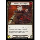 159 - Command and Conquer - Red - Rainbow Foil