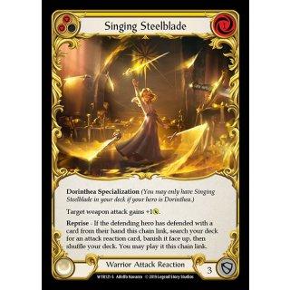 121 - Singing Steelblade - Yellow - FOIL