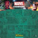 Marvel Champions: 1-4 The Rise of Red Skull Game Mat
