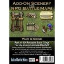 Add-On Scenery: War & Siege - EN
