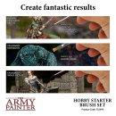 The Army Painter - Hobby Starter Brush Set