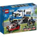 LEGO City - 60276 Polizei Gefangenentransporter
