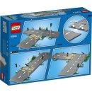 LEGO City - 60304 Straßenkreuzung mit Ampeln