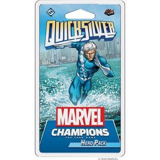 Marvel Champions: Das Kartenspiel - Quicksilver - Helden Pack - DE