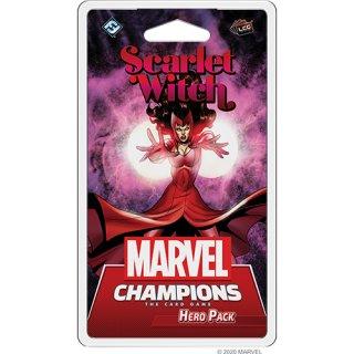 Marvel Champions: Das Kartenspiel - Scarlet Witch - Helden Pack - DE