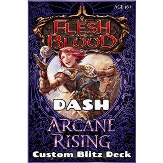 Flesh & Blood: Arcane Rising - Custom Blitz Deck (46 cards) 2nd Ed. - Dash - EN