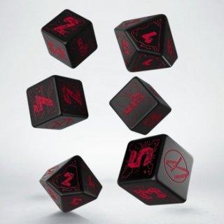 Cyberpunk Red - Essential Dice Set (6)