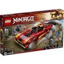 LEGO Ninjago - 71737 X-1 Ninja Supercar