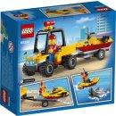 LEGO City - 60286 Strand-Rettungsquad