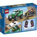 LEGO City - 60288 Rennbuggy-Transporter