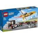 LEGO City - 60289 Flugshow-Jet-Transporter