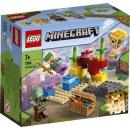 LEGO Minecraft - 21164 Das Korallenriff