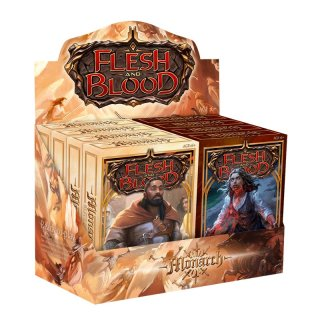 Flesh & Blood: Monarch - Blitz Decks - Display - EN