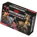 D&D: Monsterkarten - Volos Almanach der Monster - DE