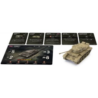 World of Tanks: British (Comet) - Expansion - EN