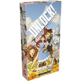 Unlock!: Die Abenteurer von Oz - Einzelszenario - DE