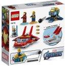 LEGO Marvel - 76170 Iron Man vs. Thanos