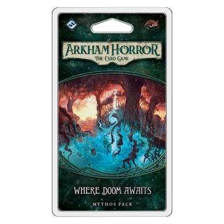 Arkham Horror: LCG - Where Doom Awaits - The Dunwich Legacy 05 - EN