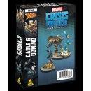 Marvel Crisis Protocol: Cable & Domino - EN