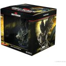 D&D Icons of the Realms: Adult Black Dragon - Premium Figure