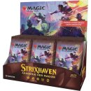 MTG: Strixhaven - Akademie Der Magier - Set Booster Display - DE