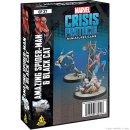 Marvel Crisis Protocol: Amazing Spider-man and Black Cat...