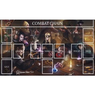 Official KitchenTableTCG Playmat