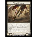 107 - Valiant Dynamo - Cold Foil