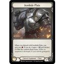 242 - Ironhide Plate - Cold Foil