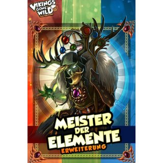 Vikings Gone Wild: Meister der Elemente - Booster Paket - DE