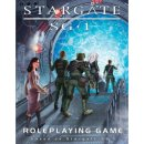 Stargate SG-1: Roleplaying Game Core Rulebook - EN
