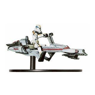 02 Clone Trooper on BARC Speeder
