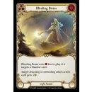085 - Blinding Beam - Yellow - Rainbow Foil
