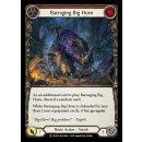 010 - Barraging Big Horn - Red - Rainbow Foil