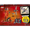 LEGO Ninjago - 71749 Flug mit dem Ninja-Flugsegler