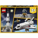 LEGO Creator - 31117 Spaceshuttle-Abenteuer