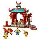 LEGO Minions - 75550 Minions Kung Fu Tempel
