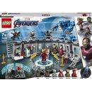 LEGO Marvel - 76125 Iron Mans Werkstatt