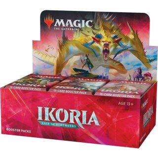 MTG: Ikoria - Lair of Behemoths - Booster Display - EN
