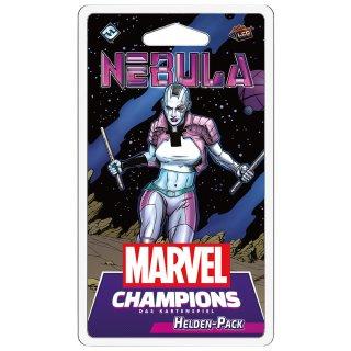 Marvel Champions: Das Kartenspiel - Nebula - Helden Pack - DE