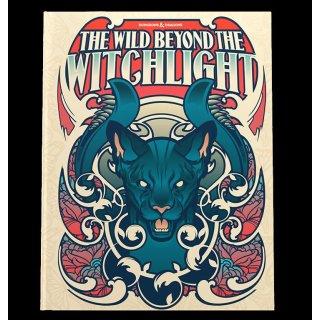 D&D: The Wild Beyond the Witchlight - Alt. Cover - EN