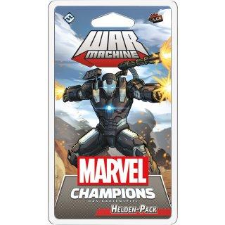Marvel Champions: Das Kartenspiel - War Machine - Helden Pack - DE