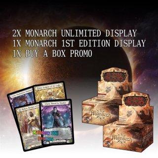 Flesh & Blood: Monarch - XL Bundle + 1 Buy a Box Promo - EN
