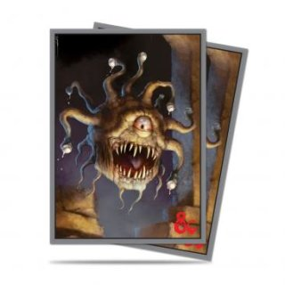 Ultra Pro: DnD - Beholder - Standard Sized - Sleeves - (50 Sleeves)
